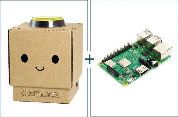 Chatterbox Raspberry Pi Bundle